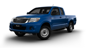 Hilux Extra Cab (3.0L)