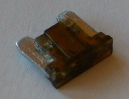 MK2 Micro blade 7.5A (Electronic fuse version)